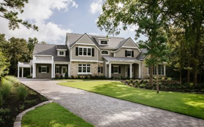 Project Reveal – Cape Cod Inspired Estate