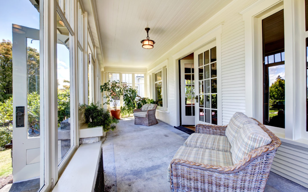 A Front Porch to Suit Any Home