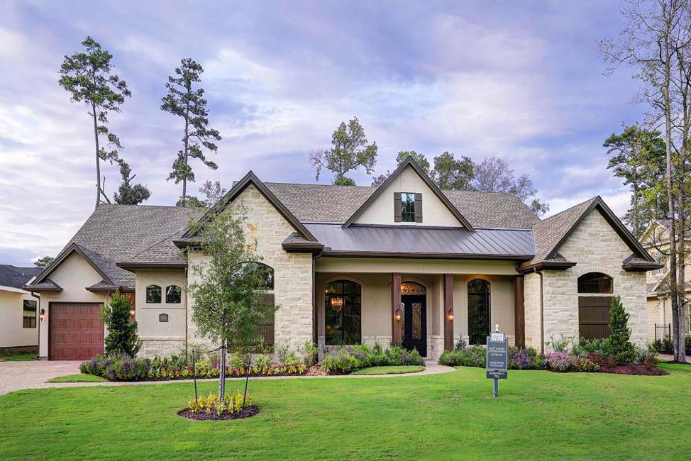 Why To Consider A One Story Home Matt Powers Custom Homes