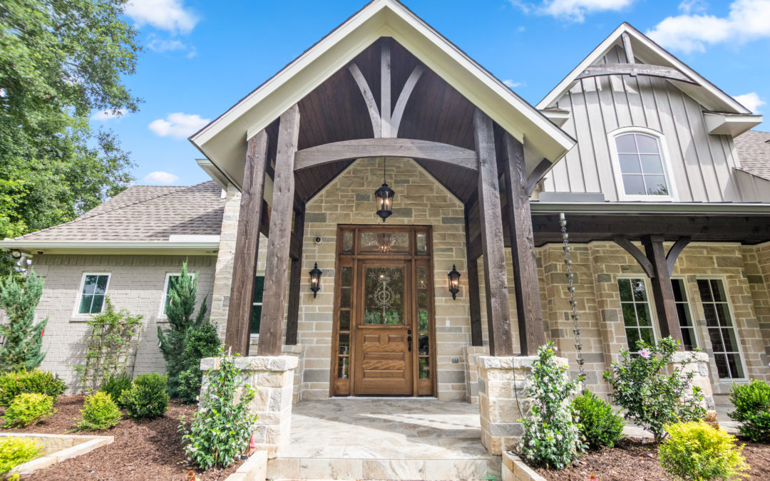 Exterior Refresh: Increase Your Home's Curb Appeal