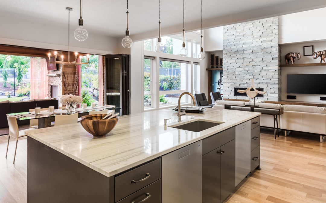 Love to Host? Add This to Your Custom Kitchen