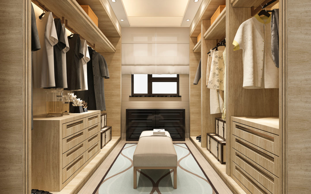 Building Your Luxury Custom Closet