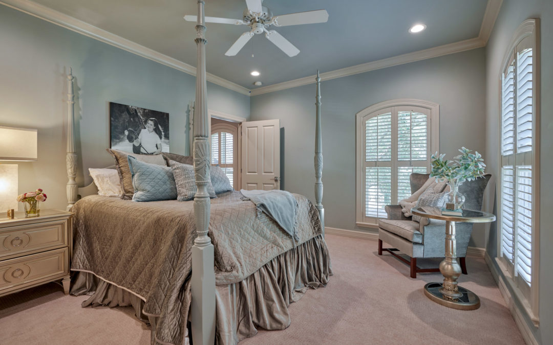 Designing a Serene Guest Suite