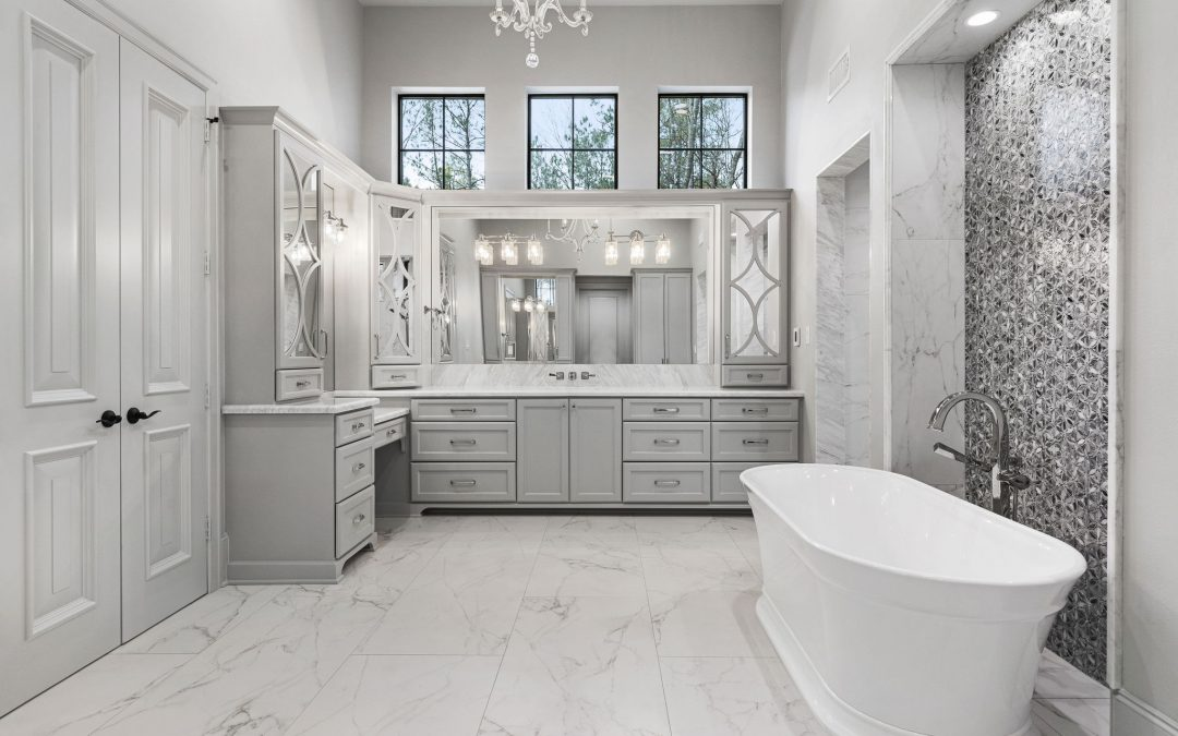 Luxurious Features for Your Custom Master Bath